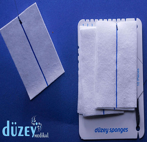 DUZEY SURGICAL BRAIN PAD